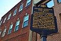 Francis Johnson Historical Marker 536 Pine St Philadelphia PA (DSC 3519).jpg