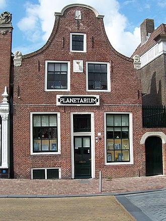 Eise Eisinga - The orrery in Franeker