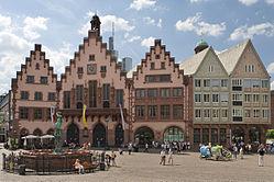 Römer - Frankfurt's town hall