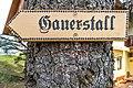 Frauenstein Lorenziberg Wegweiser zum Gauerstall 21042020 8811.jpg