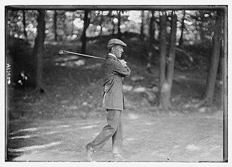 Fred McLeod - 1913 U.S. Open