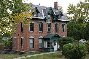 Frederick Cramer House - Image: Frederick Cramer House