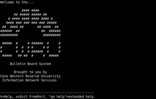 Bulletin board system Computer server