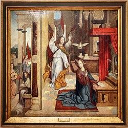 Frei carlos, annunciazione, 1523, 01.jpg
