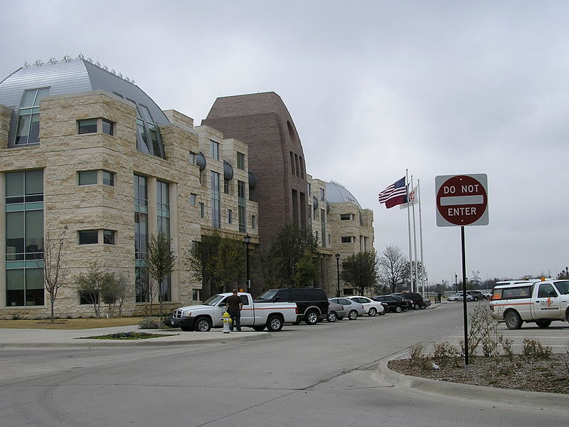 Archivo:Frisco, Texas - City Hall.jpg