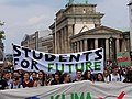 Front of the FridaysForFuture protest Berlin 24-05-2019 07.jpg