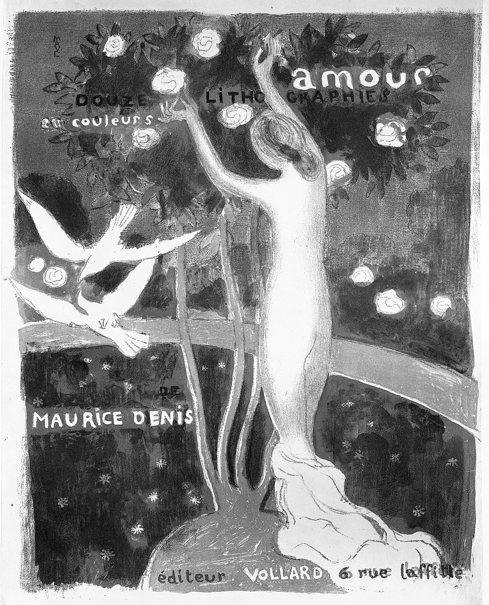 Frontispiece, from the album Amours MET MM77360