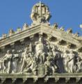 Fronton Palacio Legislativo Uruguay.png