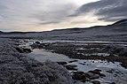Frozen ground in Stroplsjødalen valley in Dovrefjell National Park, Norway.jpg