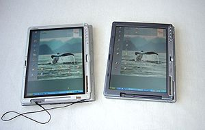 Fujitsu Siemens Lifebook T4210 and 3010 Tablet PCs