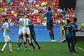 Futebol olímpico de Argentina e Honduras no Mané Garrincha 1036618-10082016- dsc0114 1.jpg