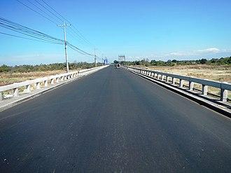 Teófilo Sison - Don Teofilo Sison Bridge, Carmen, Rosales