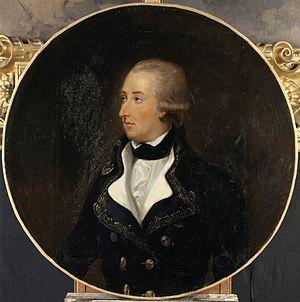 Arthur Dillon (1750–1794) - Painting by Jean-Hilaire Belloc, 1834