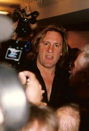 English: Gérard Depardieu at the Cannes Film F...