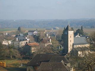Géronce Commune in Nouvelle-Aquitaine, France