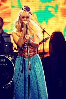 Gökçe (singer) Turkish singer, songwriter and composer (born 1979)