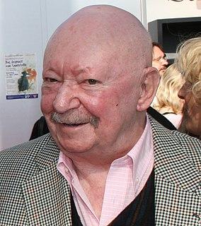 Günter Kunert German writer