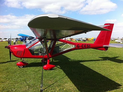 G-CESI Aeroprakt A22-L Foxbat-Valor (9681003958)