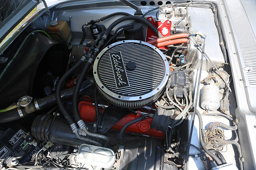 Chevrolet small-block engine - The Reader Wiki, Reader View