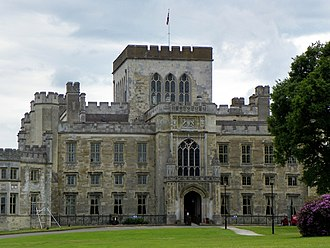 Hult International Business School - Hult Ashridge Executive Education program, housed in Ashridge House, is ranked in the UK's top 10 programs.