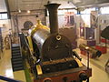 GWR 4-2-2 Iron Duke, Maritime Heritage Centre, Bristol, May 2006 (9922370466).jpg