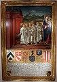 Gabella 45, guidoccio cozzarelli, il camarlingo e gli esecutori penintenti pregano la maria di entrare in siena, 1489, 01.jpg