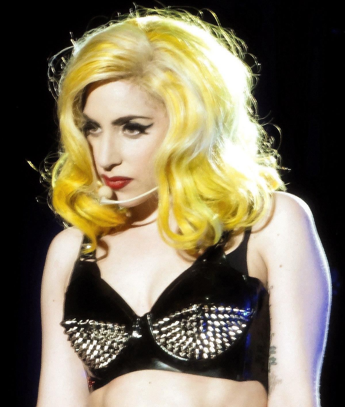Lady Gaga Wikipedy