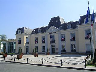 Commune in Île-de-France, France