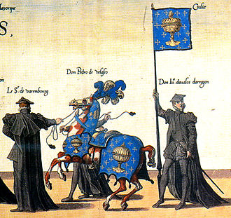 Coat of arms of Galicia (Spain) - Image: Galice Charles V