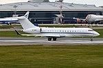 Gama Aviation, VP-BAH, Bombardier Global 6000 (31405710586).jpg