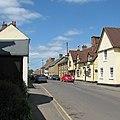 Gamlingay- Church Street (geograph 4496209).jpg
