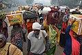 Gangasagar Pilgrims - Babu Ghat Area - Kolkata 2018-01-14 6472.JPG