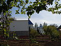 Garden of the Saint Michael Monastery in Odessa.jpg