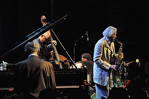 Gary Bartz - Bartz playing with McCoy Tyner, 2012
