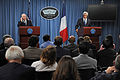 Gates, Morin Confirm Shared Goals for Afghanistan, Iran DVIDS319443.jpg