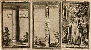 """Giovanni Francesco Gemelli Careri - Additional artwork from the Italian version of the book """"Giro Del Mondo""""."""