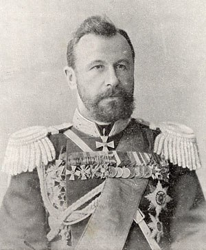 Aleksey Kuropatkin - General Aleksey Nikolaevich Kuropatkin in 1903