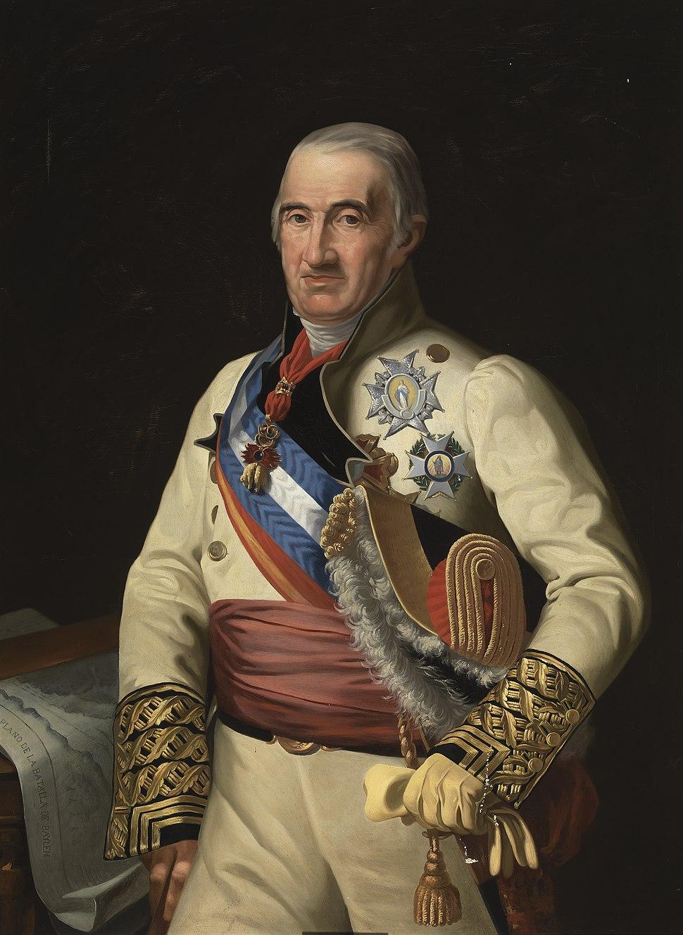 General Francisco Javier Castaños (Museo del Prado)
