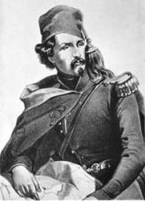 Christophe Léon Louis Juchault de Lamoricière - General Christophe Léon Louis Juchault de Lamoricière.