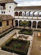 Generalife, Alhambra in Granada (6922913124).jpg