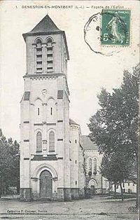 Geneston - façade de l'église.jpg