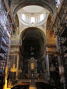 Ss Monte Carlo >> Chiesa dei Santi Vittore e Carlo - Wikipedia
