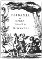 Georg Friedrich Händel - Deidamia - title page of the libretto.png