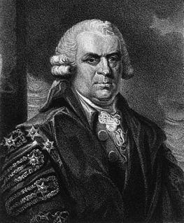 Sir George Baker, 1st Baronet British physician