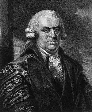 Sir George Baker, 1st Baronet - George Baker