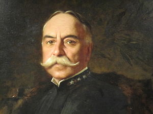 George Dewey - Admiral Dewey as he appears at the National Portrait Gallery in Washington, D.C.