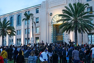 George Floyd protests in San Diego County, California 2020 civil unrest after the killing of George Floyd