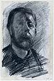 George Hendrik Breitner - Zelfportret van George Hendrik Breitner.jpg