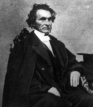 George J. Adams - Image ca. 1841