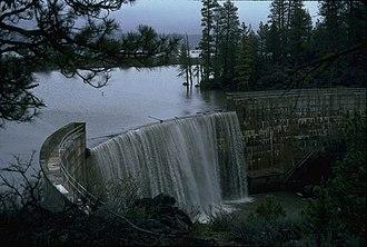 Gerber Dam - Gerber Dam
